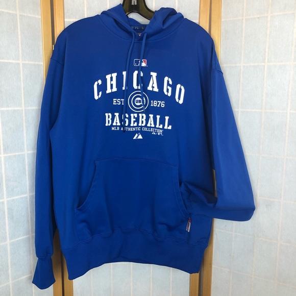 best website 988ae 0ca0c Chicago Cubs Hoodie